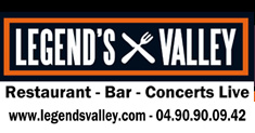 Logo Legend´s Valley
