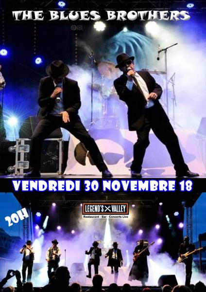15118 BLUES BROTHERS 30 NOV 18
